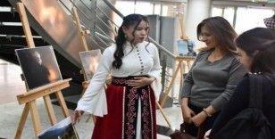 Kırgız kadın kahramanı Kurmancan Datka SAÜ'de anıldı