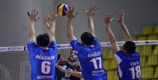 Efeler Ligi: İnegöl Belediyespor: 0 - Spor Toto: 3