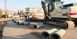 Suruç'ta kanalizasyon projesine başlandı