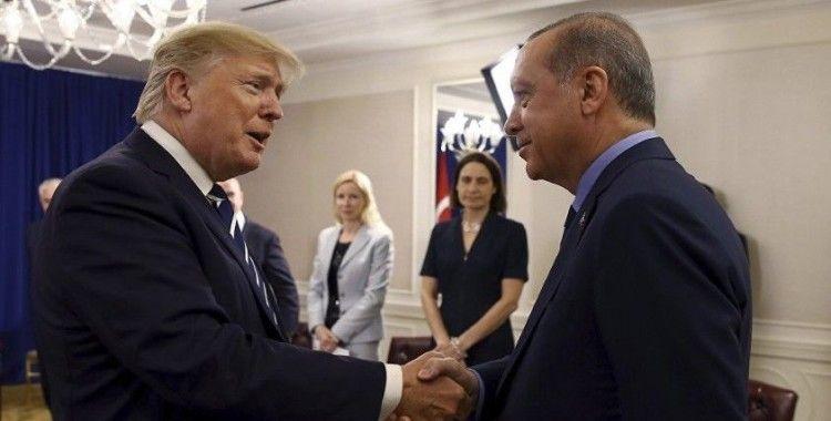 Erdoğan 13 Kasım'da ABD'ye gidiyor