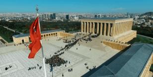 TSK'dan duygulandıran Anıtkabir videosu