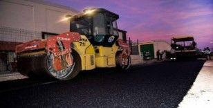 Sanayiciye asfalt hizmeti