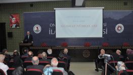 Altıkulaç: 'Misyoner ve oryantalistler nadide kültür varlıklarımızı Avrupa'ya götürdüler'