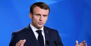 Macron, 'NATO beyin ölümü yaşıyor'