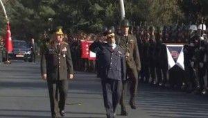 Genelkurmay Başkanı Güler, Katarlı mevkidaşı ile görüştü