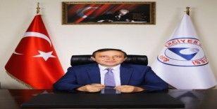 """ERÜ Rektörü Prof. Dr. Çalış, """"Allame-i cihan da olsa vatan hainleriyle işimiz olmaz"""""""