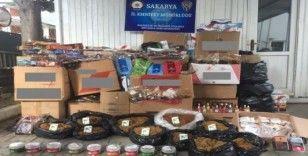 Sakarya'da tütün kaçakçılığı operasyonu: 5 gözaltı