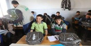 Savaşın çocuklarına eğitim desteği