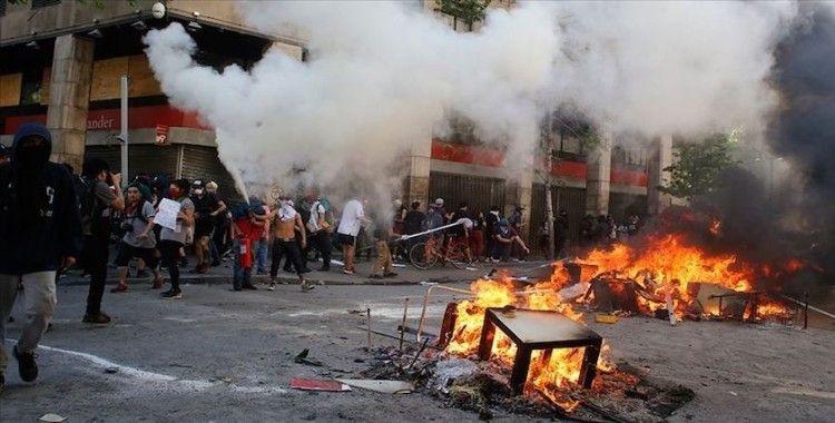 Şili'de olaylar durulmuyor