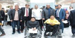 'Engelsiz Kariyer Günleri' engelli bireyler için büyük umut oldu