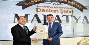 Arslantepe Höyüğü PTT pullarına taşındı