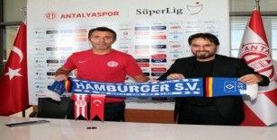 Antalyaspor Alman medyasını misafir etti