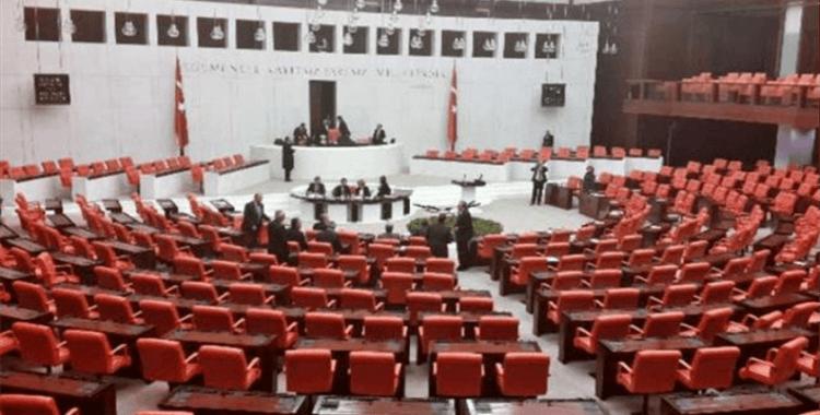 İçişleri Komisyonu toplandı