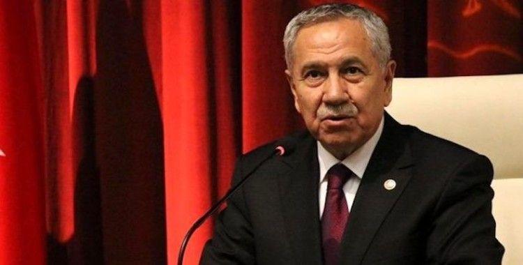 Erdoğan'ın 'Esefle kınıyorum' dediği Arınç'tan yanıt geldi