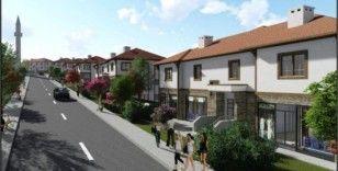 Maden ilçesi'ne yapılacak afet evlerinin projesi  paylaşıldı