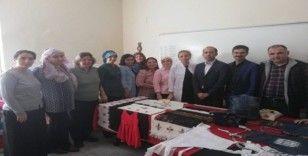 Çaycuma Halk Eğitim Merkezi'nden kurs merkezlerine ziyaretler