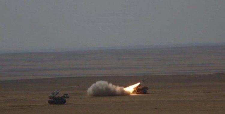 Mısır ve Rusya'nın ortak tatbikatı hava savunma sistemleri atışlarıyla sona erdi