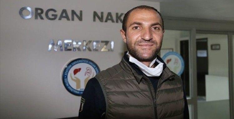 Müjdeli haberi görevde alan Mehmetçik organ nakliyle şifa buldu