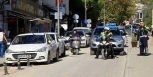 Emniyet Trafik Şube ceza yağdırdı