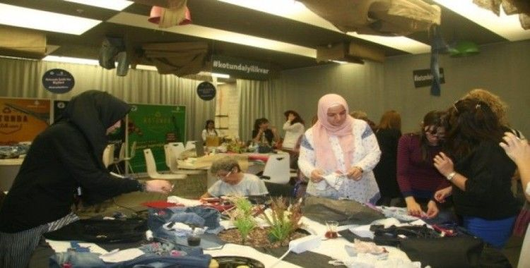 """Forum Çamlık'ın """"Kotunda İyilik Var"""" projesine destek her geçen gün artıyor"""