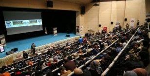 II. Uluslararası Sosyal Bilimler Sempozyumu açılış töreniyle başladı