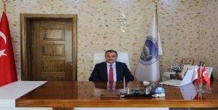 """Başkan Mehmet Cabbar:""""Kandilinin tüm insanlık için huzur iklimi yaşatmasını diliyorum"""""""