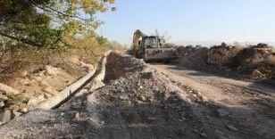 15 bin metre sulama kanalı ile yerel tarıma destek
