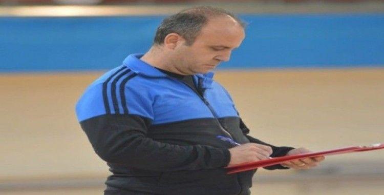 """Melikgazi Belediyespor Antrenörü Fuat Kalay:""""Lider olarak gidip, lider olarak dönmek istiyoruz"""""""