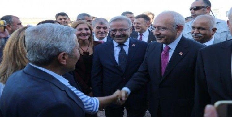Kılıçdaroğlu Gaziantep'te
