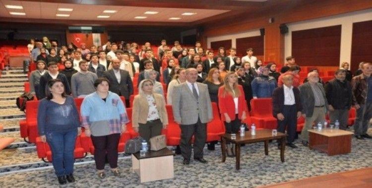 Hendek'te organ bağışı duyarlılığını artırmak için konferans düzenlendi