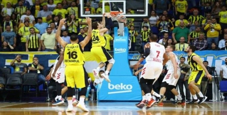 Turkish Airlines EuroLeague: Fenerbahçe Beko: 90 - Bayern Münih: 82