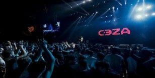 fizy İstanbul Müzik Haftası'nda rap günü İstanbul'u salladı