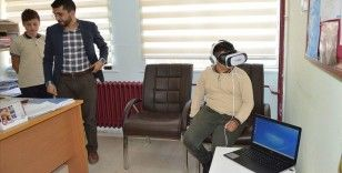 Ortaokul öğrencisinin tasarladığı 'sanal gerçeklik gözlüğü' Türkiye birincisi oldu