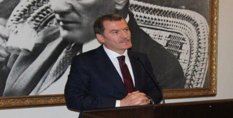 Makedon Belediye Başkanları Türk Dünyası Belediyeler Birliği programıyla tecrübelerini paylaştı