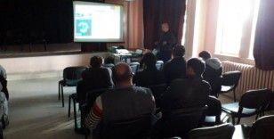 Dumlupınar'da 'Temel iş sağlığı ve güvenliği' eğitimi