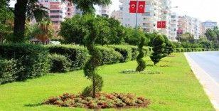 Mersin'de 'peyzaj master planı'