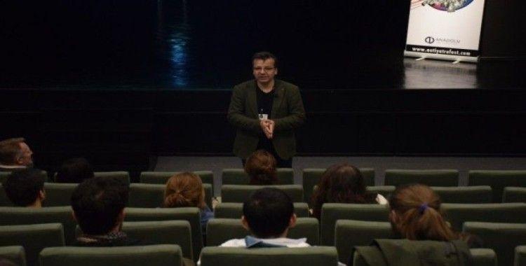 Festivalin son söyleşisinde 'Eğitimde Oyunlaştırma, Drama ve Tiyatro Perspektifleri' konuşuldu
