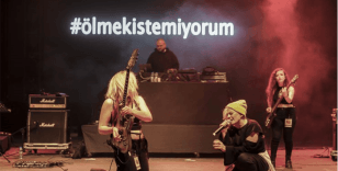 Rap günü İstanbul'u salladı