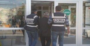 Yankesicilik şüphelisi 2 kişi yakalandı