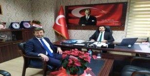 """Başkan Bilal Demirci: """"Kaymakamımızla el ele verip Pazarlar için çalışacağız"""""""