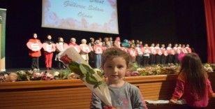 Öğrencilerin düzenlediği mevlid programına Bursa halkından büyük ilgi