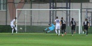 TFF 1. Lig: Altay: 0 - Fatih Karagümrük: 1