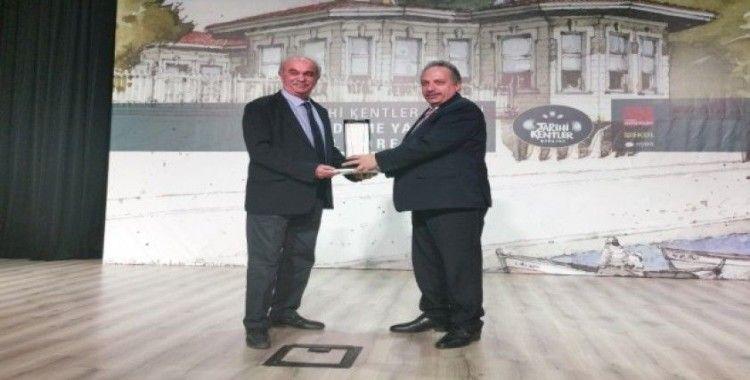 Talas'a 'Başarı Ödülü'