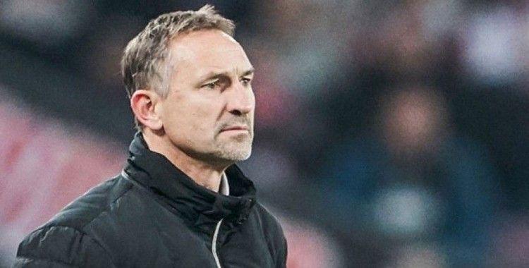 Köln, teknik direktör Beierlorzer'in görevine son verdi