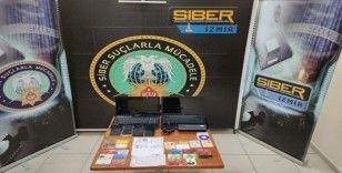 İzmir'de şok eden tuzak: Kuryeler kartları kopyalayıp para çektiler