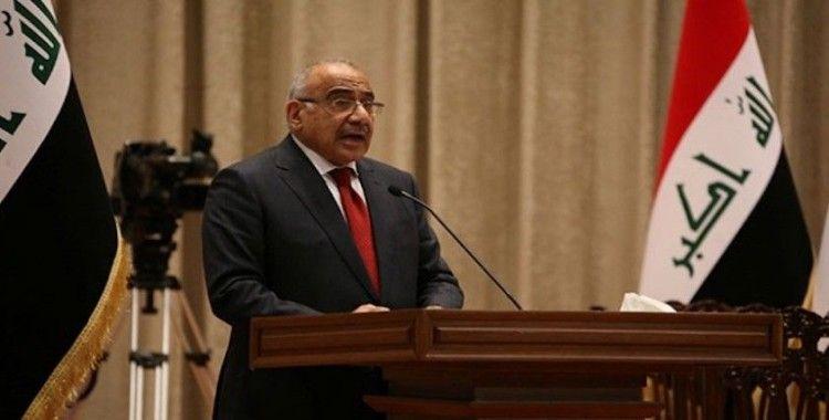 Irak Başbakanı Abdülmehdi, 'Sosyal medya şiddet ve nefret için kullanılıyor'