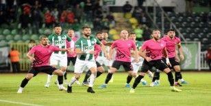 TFF 1. Lig: Giresunspor: 2 - Osmanlıspor: 1