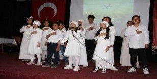 Mehmet ve Hüseyin Tosun İlköğretim'den Mevlid-i Nebi Haftası etkinliği