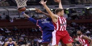 THY Euroleague'in 7. haftasında Türk takımları 2'de 2