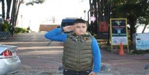 Ordu'da saat 09.05'te hayat durdu